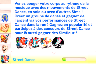 Competence-steet-dance-sims4
