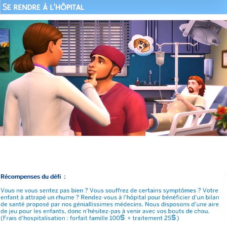 Evenement_hopital_Sims4