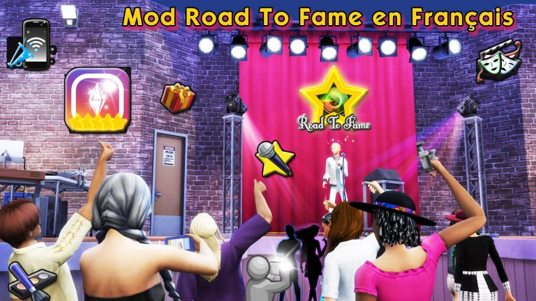 Mod Road to Fame & traduction en français