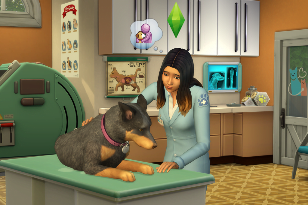 clinique_veterinaire_sims4