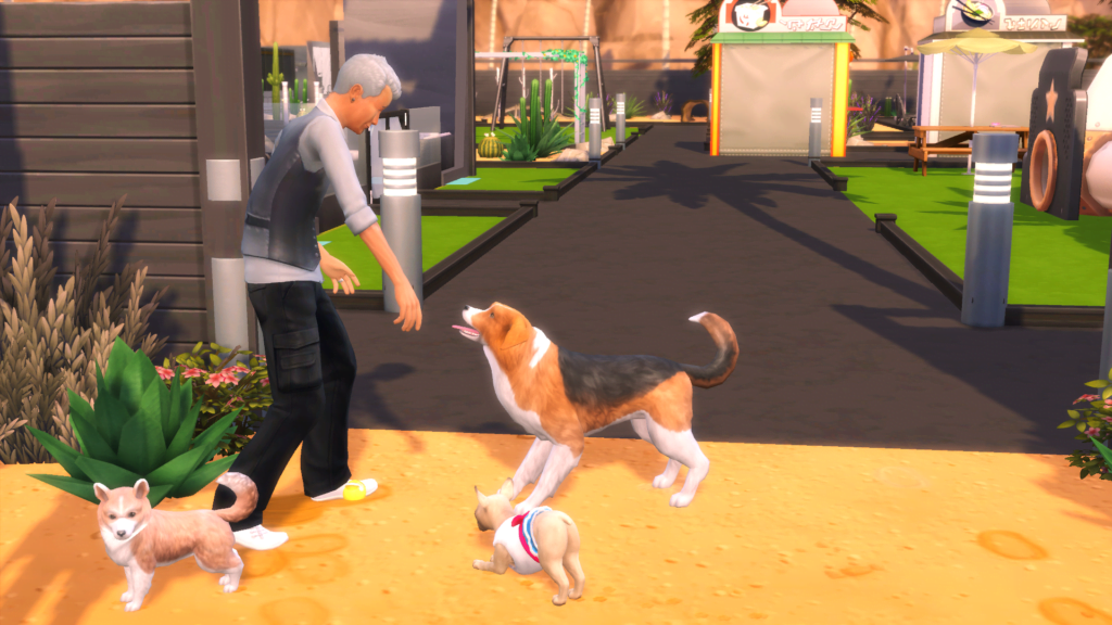 Mod_animaux_sims4_chien